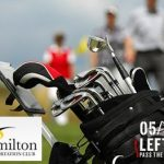 2016 Hamilton Transport Annual Golf Tournament - Left Lane - Industry Conferences SM