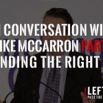In Conversation with Mike McCarron Part 2- Finding the Right Fit - Left Lane Associates - SM
